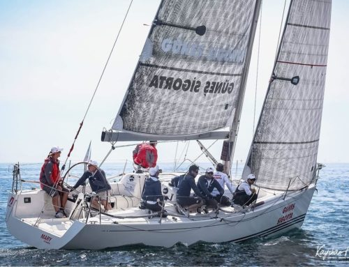 2019 Yelken Yarışlarında Sezonun İkinci Kupası Geldi