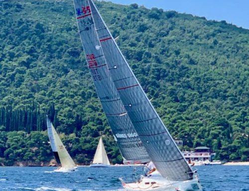 TEB Özel Bankacılık–TAYK / Burgaz ada Deniz Kulübü Kupası Yelken Yarışı 2019