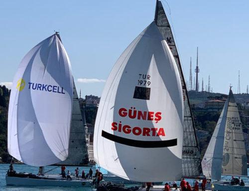 Visa Bosphorus Regatta Yelken Yarışı 2019