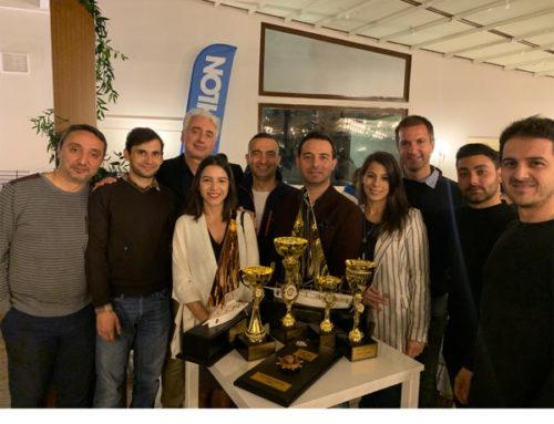 İstanbul Yelken Kulübü Yat Yarışları 2019 Trofesi