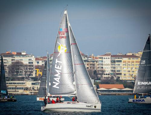 İstanbul Yelken Kulübü Çanakkale Zaferi 106. Yıl Kupası Yat Yarışı