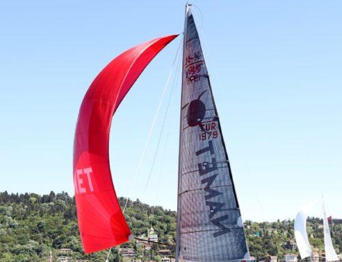 19 Mayıs'da İstanbul Boğazında Yelken Yarışı