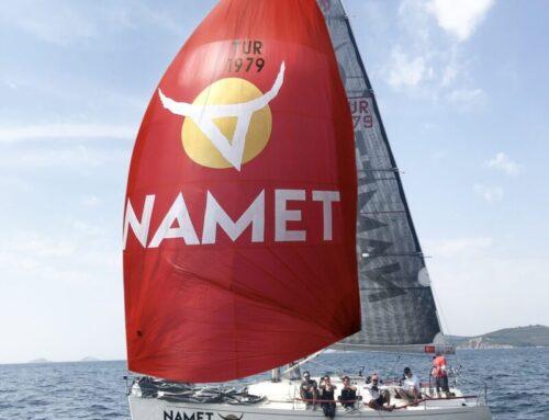 İstanbul Yelken Kulübü 61. Donanma Kupası Yat Yarışında IRC2 de Namet Mary ile 1., IRC3 de NTS Danışmanlık Falcon ile 2. olduk